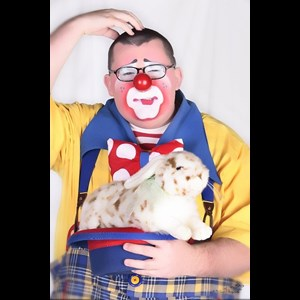 Memphis Plate Spinner | Lew-E The Clown