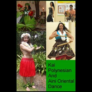 River Hula Dancer | Aini Oriental Belly Dance Hula and Tahitian