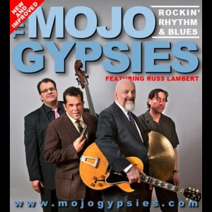 Trenton Blues Band | The Mojo Gypsies