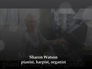 Sharon Watson | Vero Beach, FL | Harp | PIANO SAMPLER VIDEO