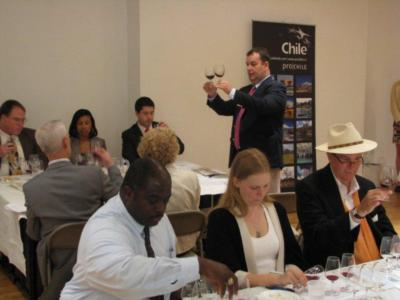 Laurent Guinand, Wine Ambassador | Wheaton, MD | Business Speaker | Photo #3