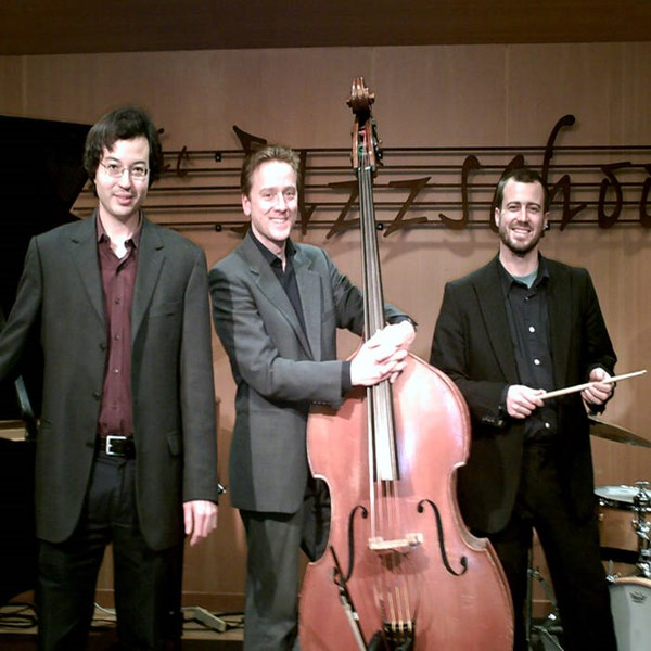 The Pocket Trio - Jazz Trio - Berkeley, CA