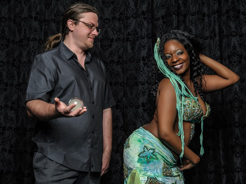 KDC Entertainment - Belly Dancer - New Castle, DE