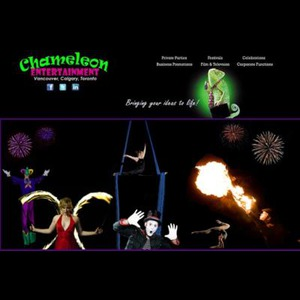 Vancouver Costumed Character | Chameleon Entertainment