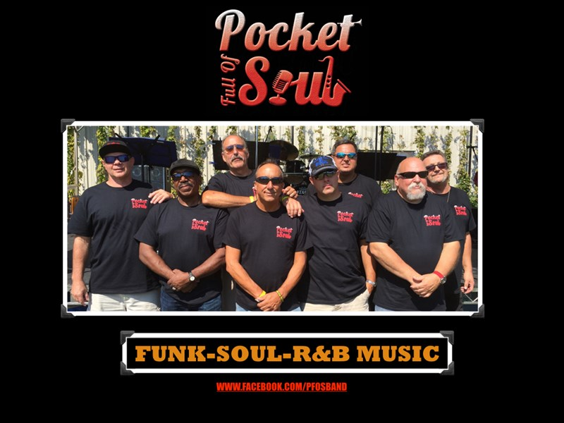 Pocket Full Of Soul - Funk Band - Stratford, CT