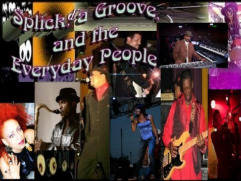 Splick, Da' Groove And The Everyday People! - Cover Band - Sacramento, CA