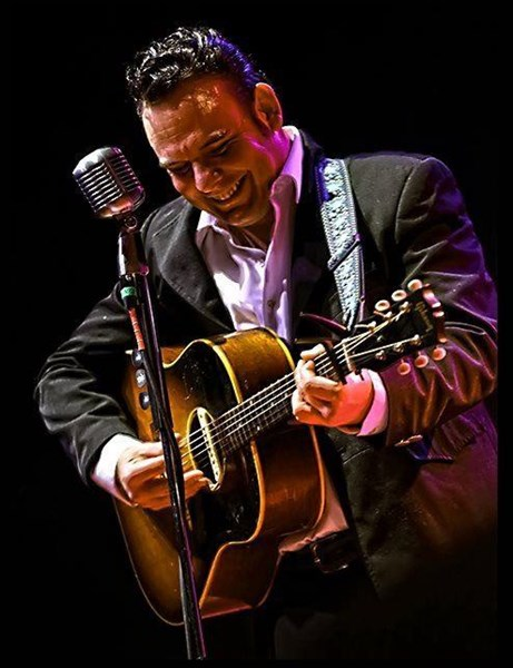 Bill Forness - A Tribute To Johnny Cash - Johnny Cash Tribute Act - Belleville, IL