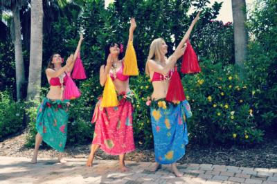 Belly Hip Moves With Juliana & Yamile | Largo, FL | Belly Dancer | Photo #11