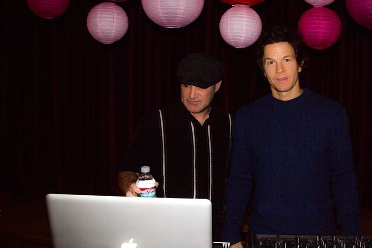Private Party for Mark Wahlburg