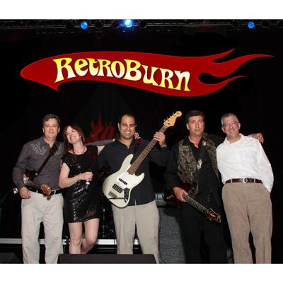 Retroburn | Houston, TX | Variety Band | Photo #1