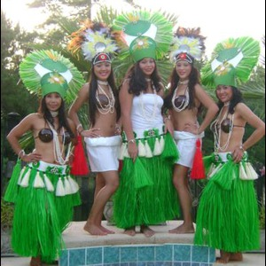 Hoku-Loa Polynesian Dancers - Hawaiian Dancer - Orange Park, FL