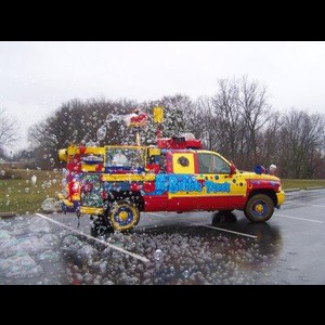 Indiana Balloon Twister | The Bubble Truck