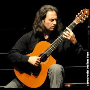 New Brunswick Classical Guitarist | Tim Maynard