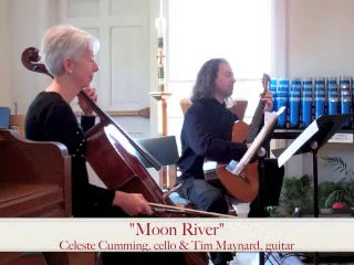 Tim Maynard | Manchester, CT | Classical Guitar | Moon River - Cello And Guitar