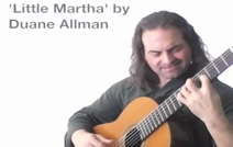 Tim Maynard | Manchester, CT | Classical Guitar | Little Martha