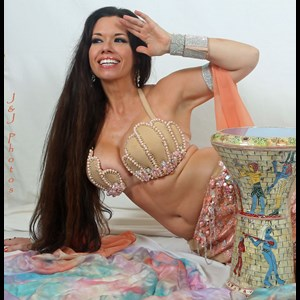 Cincinnati Belly Dancer | Katya Faris Bellydance Artist