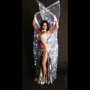 Gibson Belly Dancer | Katya Faris Bellydance Artist