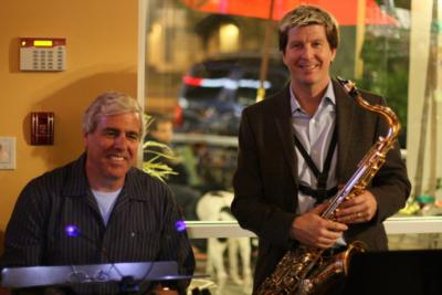 Blue Coral Jazz | Long Beach, CA | Jazz Trio | Photo #2