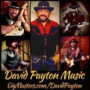Paint Rock Oldies Singer | DAVID PAYTON: U.S.#1 Singer/Guitarist/One-Man-Band
