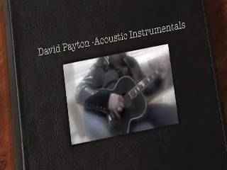 DAVID PAYTON: Singer/Guitarist/One-Man-Band | Atlanta, GA | Acoustic Guitar | * INSTRUMENTAL ACOUSTIC GUITAR (Ceremony Music) -David Payton