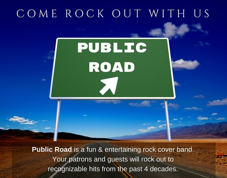 Public Road - Cover Band - Grapevine, TX