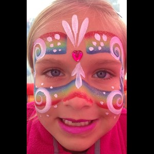 Vermilion Face Painter | Fun Faces By Lori