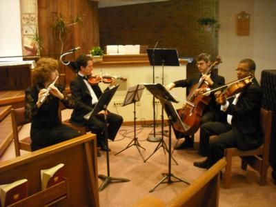 The Four Seasons Ensemble | New York, NY | Chamber Music Trio | Photo #3