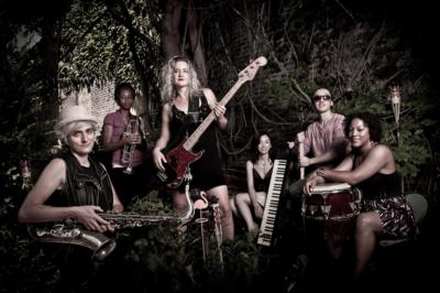 Dawn Drake & Zapote | Brooklyn, NY | World Music Band | Photo #7