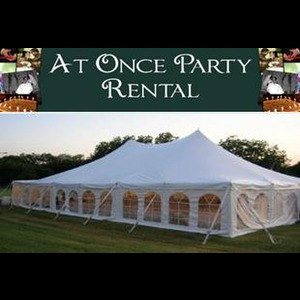 At Once Party Rental - Party Tent Rentals - Irving, TX