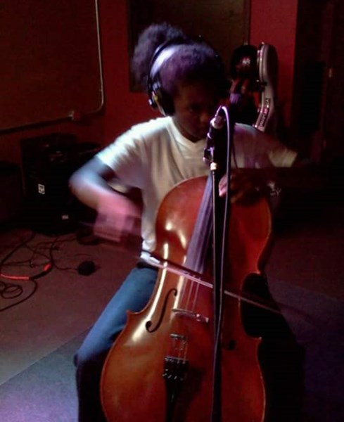 Ivan Dillard, cellist, guitarist and arranger - Cellist - Dallas, TX