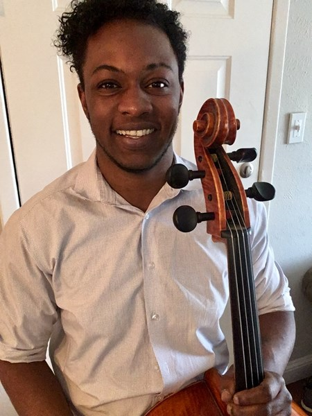Ivan Dillard, cellist - Cellist - Dallas, TX