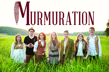 Murmuration - Pop Band - Independence, KS