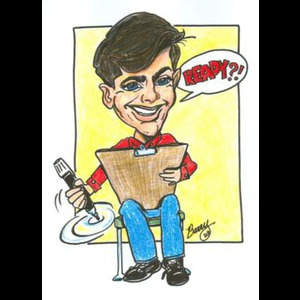 Barry Clompus - Caricaturist - Silver Spring, MD