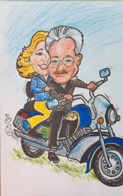 Barry Clompus | Silver Spring, MD | Caricaturist | Photo #3