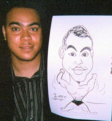 Barry Clompus | Silver Spring, MD | Caricaturist | Photo #7