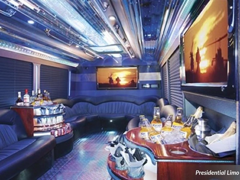 Presidential Limo - Party Bus - Columbia, MD