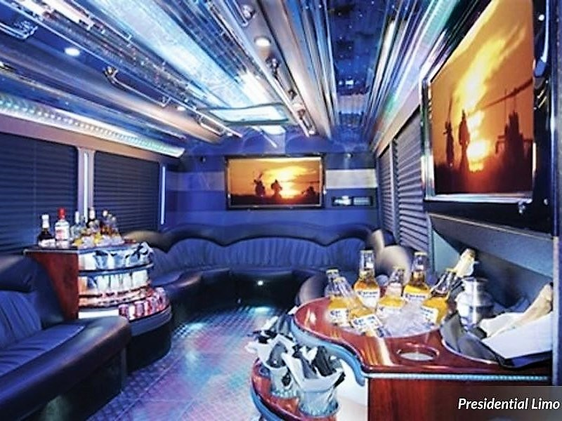 Presidential Limo Service - Party Bus - Baltimore, MD