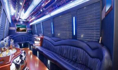 Presidential Limo Service | Baltimore, MD | Party Bus | Photo #1