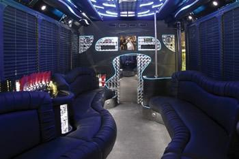 Presidential Limo Service | Baltimore, MD | Party Bus | Photo #5