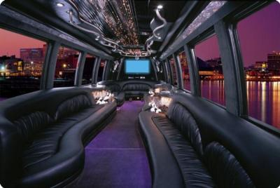 Presidential Limo Service | Baltimore, MD | Party Bus | Photo #7