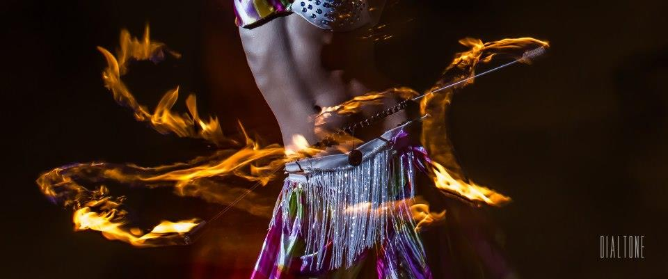 Lauren Belly dancer