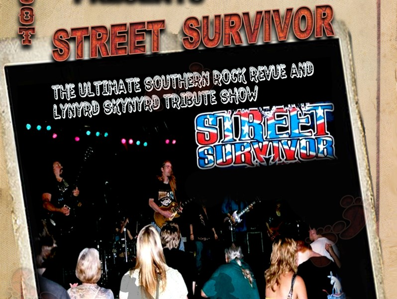 Street Survivor SKYNYRD,SOUTHERN  ROCK EXPERIENCE - Lynyrd Skynyrd Tribute Band - Wichita, KS