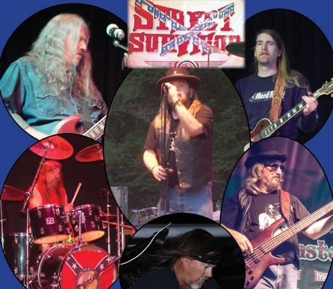Street Survivor ULTIMATE SO ROCK TRIBUTE SHOW - Lynyrd Skynyrd Tribute Band - Wichita, KS
