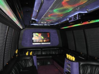 Corporate Limousines Of TX, Inc. | The Woodlands, TX | Party Bus | Photo #13