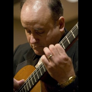 Orrington Classical Guitarist | Jose Lezcano