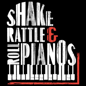 Monticello One Man Band | Shake Rattle & Roll Pianos- Solo, Dueling