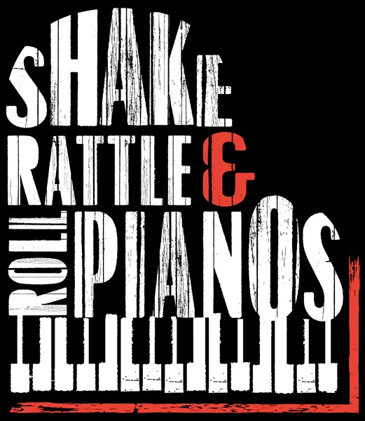 Shake Rattle & Roll Pianos Solo/Dueling - Pianist - New York City, NY