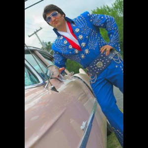 West Forks Elvis Impersonator | Mark Stanzler Aka Boston Elvis