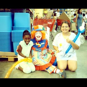 Crosby, TX Clown | Shortcakes The Clown