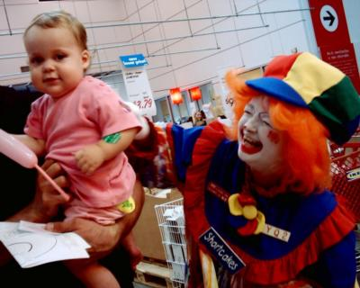Shortcakes The Clown | Crosby, TX | Clown | Photo #2